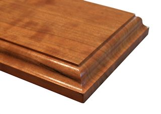 Large Roman Ogee Edge Profile for wood countertops