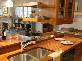 Photo Gallery of Teak Wood countertops